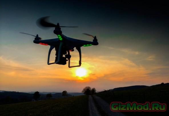 Фотографии сделанные при помощи дронов