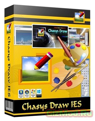 Chasys Draw IES 4.24.01 - графический редактор