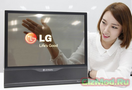 ���������� ������� LG ����� �������� � ��������