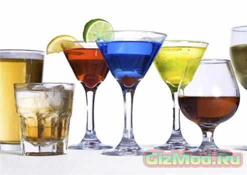 Мутировавшие черви помогут в нейтрализации спиртного