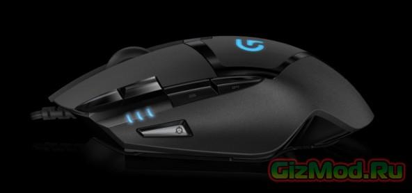G402 Hyperion Fury - самая быстрая мышь в мире