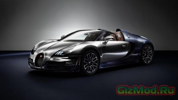 ����� Bugatti Veyron: 2,3 ������� � ���� �� �����