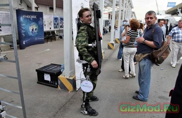 «ЭкзоАтлет» приглашает протестировать российский экзоскелет