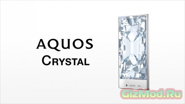 Sharp ������������ ����������� ��������� Aquos Crystal