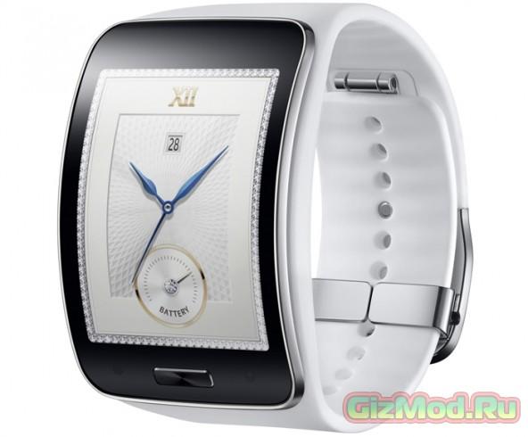 Сами по себе умные часы Samsung Gear S