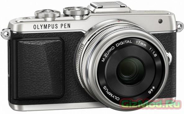 """Olympus PEN E-PL7 ����������� � """"�����"""" �������"""
