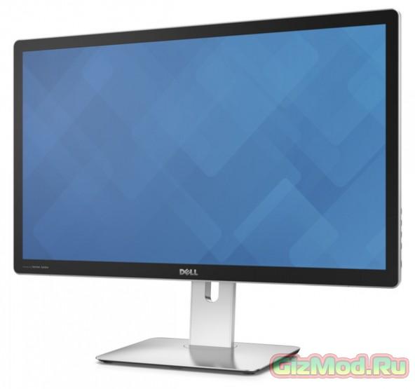 Монитор Dell с разрешением 5120×2880