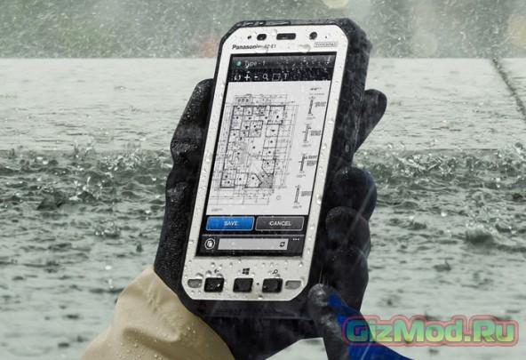 Panasonic Toughpad FZ-X1 � FZ-E1 ����� ��������� ���������