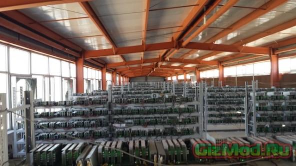 Чудеса Китая - Биткоин-ферма