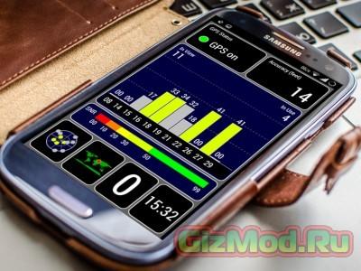 Быстрый GPS на Android