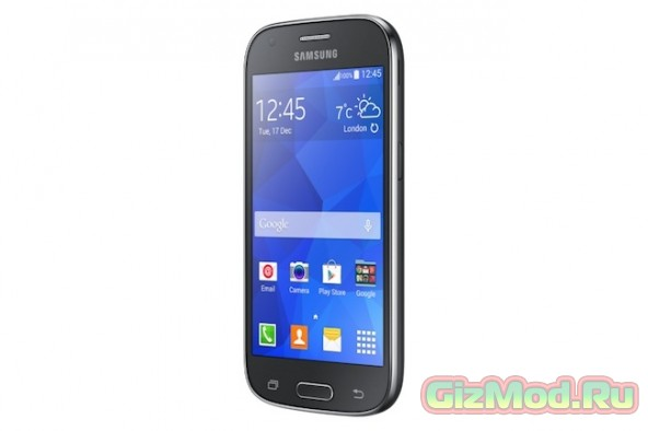 Доступный смартфон Samsung Galaxy Ace Style LTE