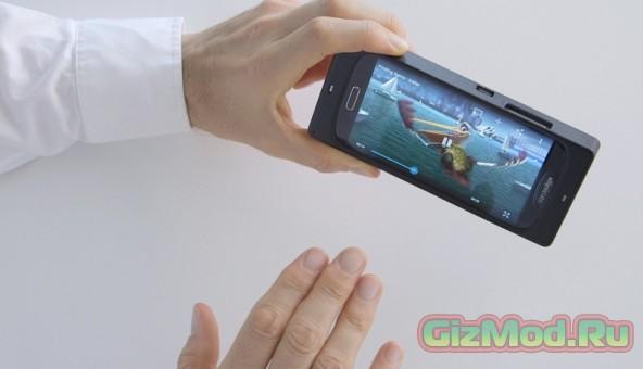 Ультразвуковое управление смартфоном в 2015 году