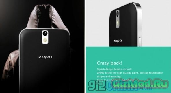 Zopo ZP999: �������, ���������� ������, Full HD �������
