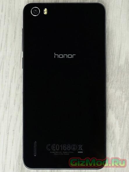Обзор смартфона Huawei Honor 6