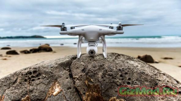 Первые тесты самообучающегося дрона