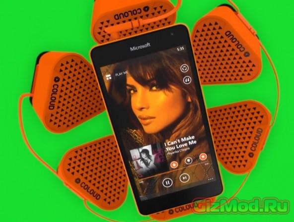 ����������� ������ �������� Microsoft Lumia
