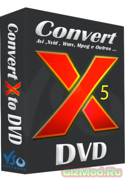 ConvertXtoDVD 5.2.0.37 Beta - �������� ��������� ��� Windows