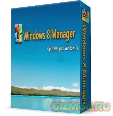 Windows 8 Manager 2.1.7 - ���������� ����� ��