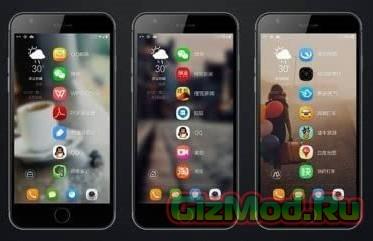 Android-клон iPhone 6 - Dakele Big Cola 3