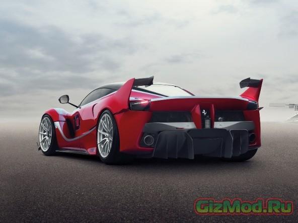 Ferrari ������������ �������� FXX K