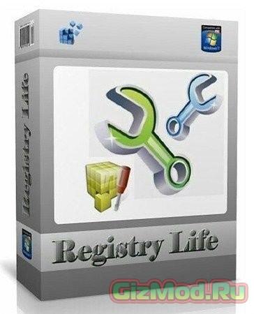 Registry Life 2.09 - ������� ������� �� ������