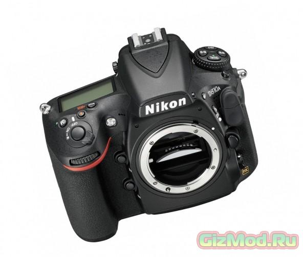 ����������� ��� ������ ������� ���� �� Nikon