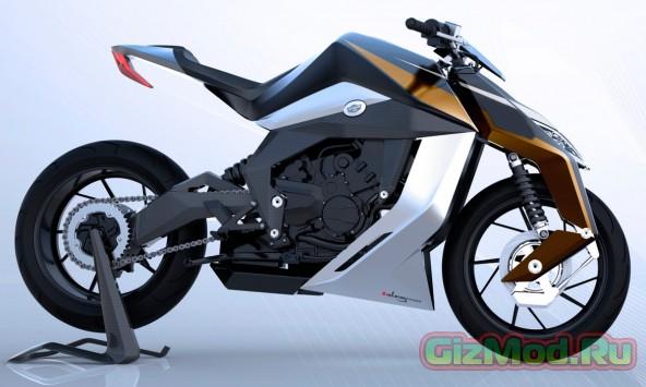Feline One — экзотический мотоцикл с невероятной ценой