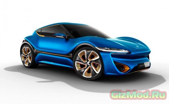 Новый электромобиль с запасом хода 1000 км