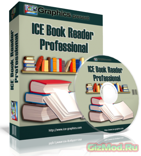 ICE Book Reader Pro 9.4.1 - ������ ������� ���� ��� Windows