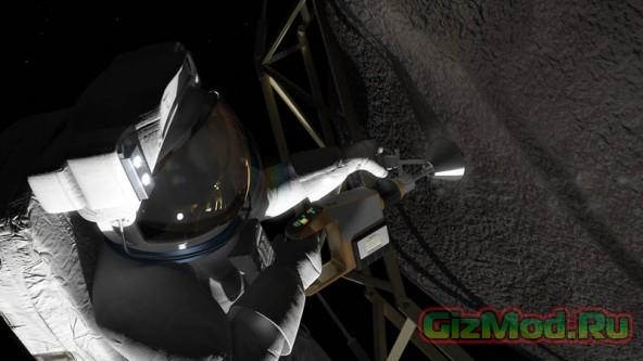 NASA планирует изучать астероиды на Луне