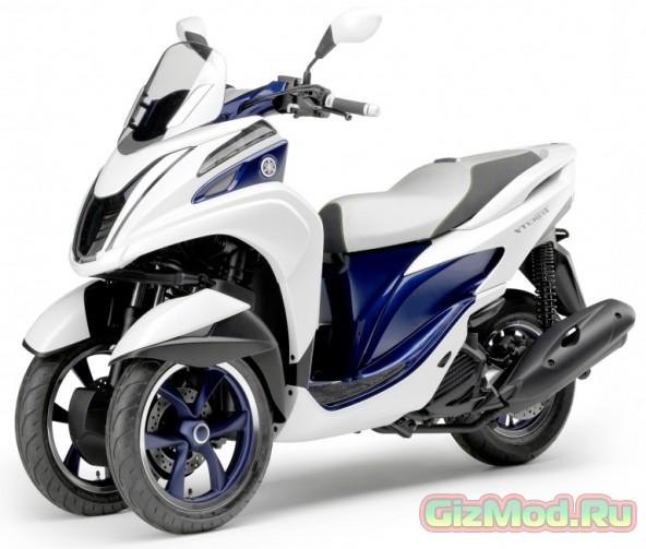 ����� �������-�������� �� Yamaha