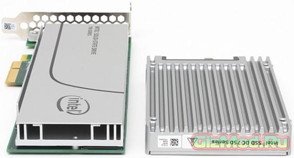 """Intel 750 Series SSD - ������� ���������� """"��� �����"""""""