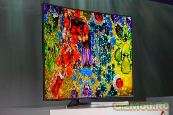 Почем телевизор на квантовых точках
