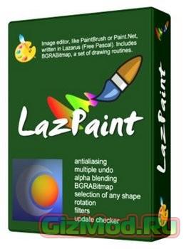 LazPaint 6.4.1 - ����������� �������� ��� Windows