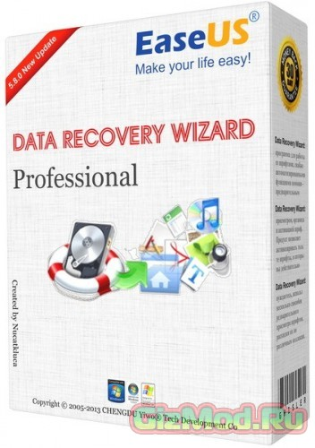 EASEUS Data Recovery Wizard 8.8 - ���������� �������������� ������