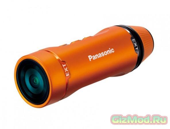 Экшн-камера HX-A1 от Panasonic