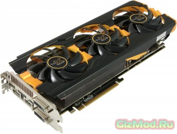 ���� �� AMD Radeon R9 290 �����������������