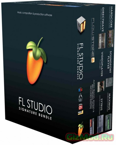 FruityLoops Studio 12.0.1 - професиональное создание музыки