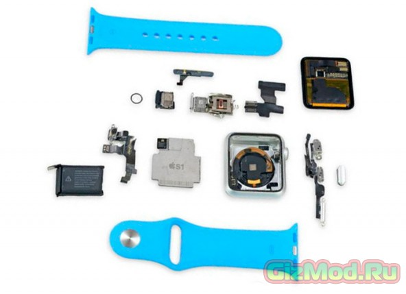 SmartWatch Apple — почем детальки?