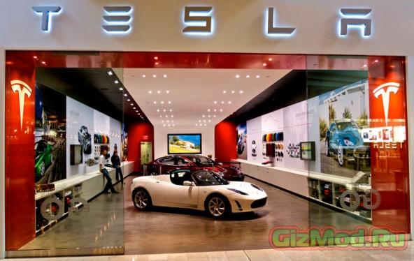 Новый электромобиль Tesla за $35000