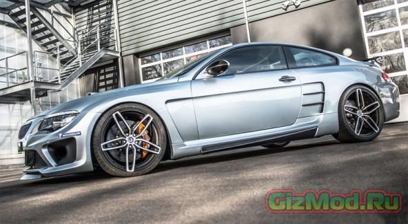 BMW M6 ����������� � ��������
