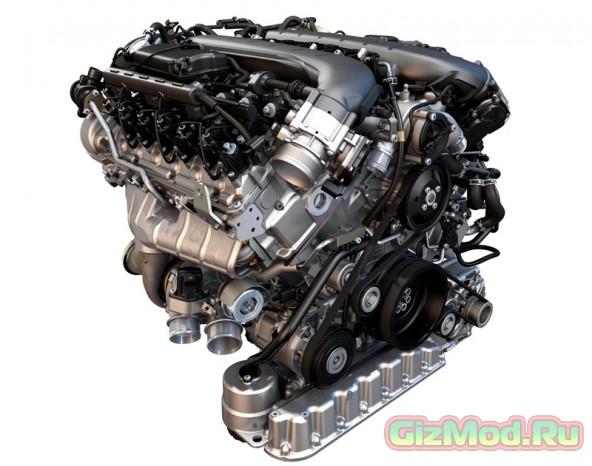 Новые двигатели от Volkswagen