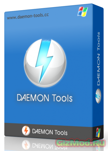 DAEMON Tools 10.0.0.54 Lite - ������ � ���� �������� CDDVD