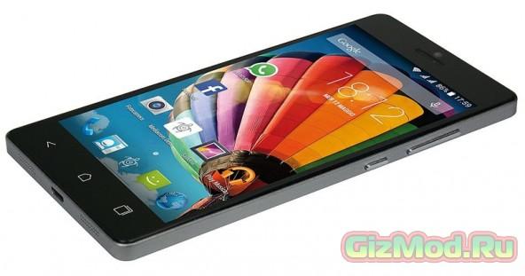 Недорогие восьмиядерные смартфоны Mediacom PhonePad Duo