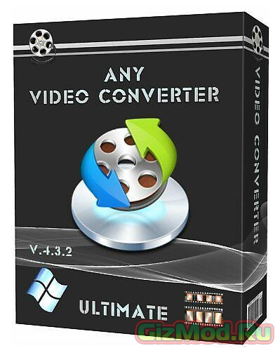 Any Video Converter Free 5.8.1 - ���������� ���������