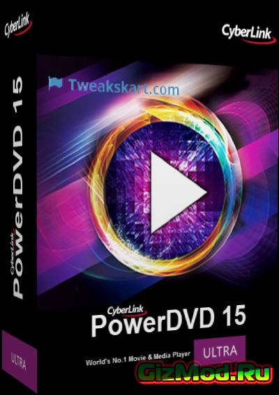PowerDVD 15.0.1727.58 - ������ �����������-�����