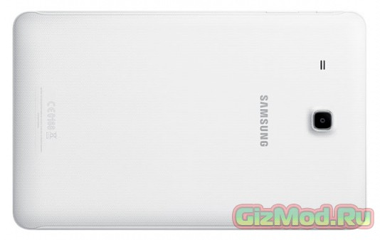 Новый планшет Samsung Galaxy Tab E