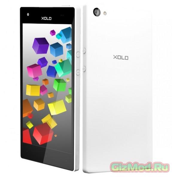 """Xolo Cube 5.0 - ��������� � 5"""" HD-��������"""