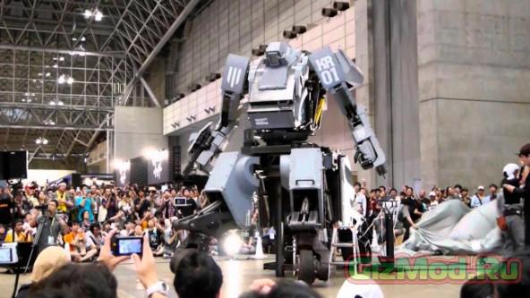 Вызов на дуэль: робот MegaBot против робота Kuratas