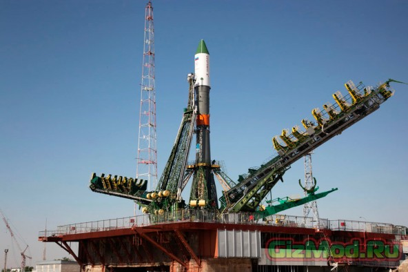 Космонавты на МКС получили припасы